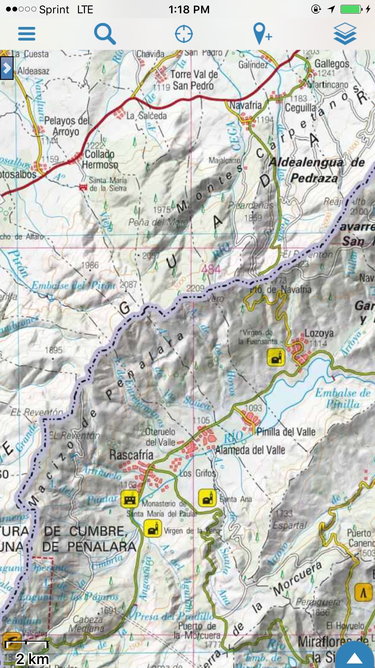 you can find spain ign topo in gaia gps under the international categoryby following these instructions. spain ign maps for all gaia gps users  gaia gps